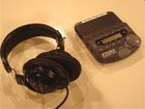TAMA RW100/audio-technica ATH-PRO5